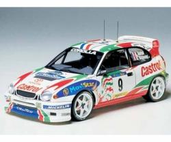 1:24 Toyota Corolla WRC Tamiya 24209 300024209