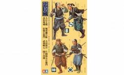 1:35 Fig.-Set Samurai Krieger (8) Tamiya 25411 300025411