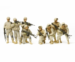 1:35 USA Modern Infantry (Iraq) Tamiya 32406 300032406