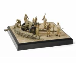 1:35 Diorama-Set PaK 36(r) Nordafrika Tamiya 32408 300032408
