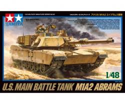 1:48 US KPz M1A2 Abrams Tamiya 32592 300032592