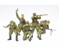 1:35 WWII Fig.-Set Rus. Sturmtruppen (5) Tamiya 35311 300035311