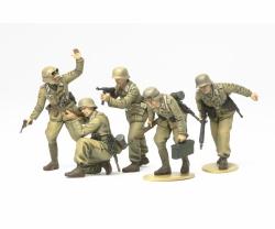 1:35 WWII Fig.-Set Dt.Afrika Korps Infa. Tamiya 35314 300035314