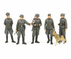 1:35 WWII Fig.-Set Dt. Feldpolizei Tamiya 35320 300035320