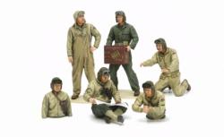 1:35 US Panzerbesatzung (6) Tamiya 35347 300035347