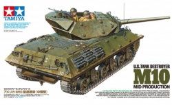 1:35 US Panzerjäger M10 (3) Mittl. Prod. Tamiya 35350 300035350