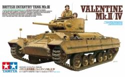 1:35 Brit. Valentine Mk. II/IV Tamiya 35352 300035352