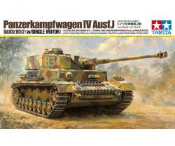 1:16 Panzer-Kampfwagen IV Ausf.J (S.Mot) Tamiya 36211 300036211