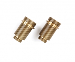 TRF HL Alu Dämpfer-Zylinder (2) 42138 Tamiya 42131 300042131