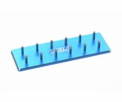 TRF Zahnrad-Halter für 12 Zahnräder Tamiya 42241 300042241