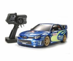 1:10 RC XBS Subaru Impreza WRC07 2.4 Ghz Tamiya 46605 300046605