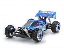 1:10 RC Neo Scorcher Blue Metal. TT-02B Tamiya 47346 300047346