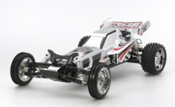 1:10 RC Racing Fighter Chrome (DT-03) Tamiya 47347 300047347