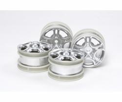 1:10 Felgen-Set C-Sp/Alfa Romeo MiTo (4) Tamiya 51405 300051405