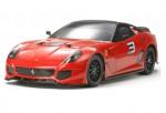 Kar.-Satz Ferrari 599XX RS257mm Tamiya 51474 300051474