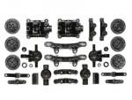 TT-02 A-Teile Achsschenkel Tamiya 51527 300051527