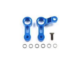 M-07C Alu Lenkhebel-Set (L/R) Blau elox. Tamiya 54763 300054763