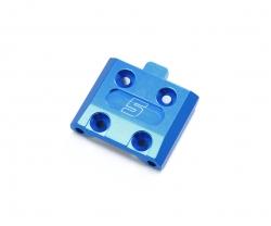 M-07C Alu Querlenkerhalter vo./5° blau Tamiya 54765 300054765