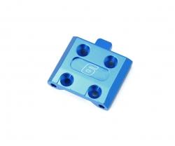 M-07C Alu Querlenkerhalter vo./6° blau Tamiya 54780 300054780