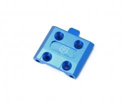M-07C Alu Querlenkerhalter vo./4° blau Tamiya 54786 300054786