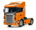 1:14 RC Scania R470 4x2 Orange met.Vorl. Tamiya 56338 300056338