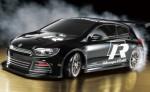 1:10 XB VW Scirocco Drift Spec(TT-01D/E) Tamiya 57883 300057883