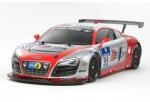 1:10 RC Audi R8 LMS 24h Nürburg. TT-01E Tamiya 58504 300058504