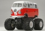 1:12 RC VW T1 Bus Wheelie WR02 Tamiya 58512 300058512