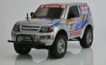 1:10 RC Mitsub. Pajero Rally Sport CC-01 Tamiya 58602 300058602
