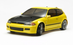 1:10 RC Honda Civic SiR (EG6) TT-02D Tamiya 58637 300058637