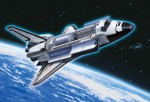 1:100 Space Shuttle Atlantis Tamiya 60402 300060402