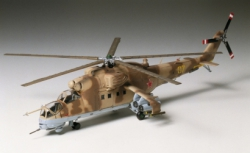 1:72 MIL Mi-24 Hind Helikopter Tamiya 60705 300060705