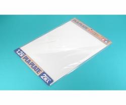 Kst-Platte 1,2mm (2) weiß 257x364mm Tamiya 70125 300070125
