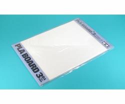 Kst-Platte 3,0mm (1) weiß 257x364mm Tamiya 70147 300070147