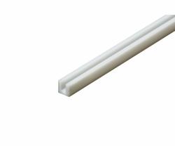 U-Profil 3x3mm (5) 400mm weiß Kst. Tamiya 70202 300070202