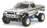 1:10 RC Subaru Brat 2WD PickUp Chrom LWA Tamiya 84237 300084237