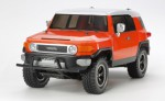 1:10 RC Toyota FJ Cruiser Orange (CC-01) Tamiya 84401 300084401