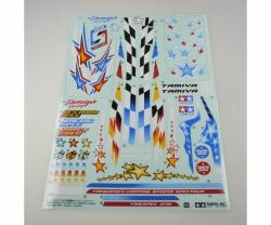 TAMIYA Sticker Finespec 2,4GHz RC Tamiya 84420 300084420