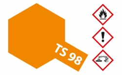 TS-98 Pure-Orange glänzend 100ml Tamiya 85098 300085098