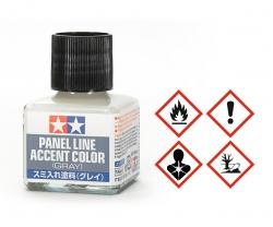 Panel Accent Color Grau 40ml Tamiya 87133 300087133