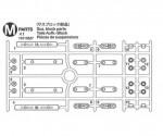 M-Teile (M1-M3) 58435 Tamiya 115527 300115527