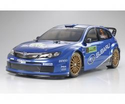 Kar.Satz Subaru Impreza WRC`08 finished Tamiya 8085620 308085620