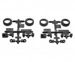 K-Teile (K1-K5) (2) TRF416WE 42138 Tamiya 9114053 309114053
