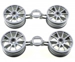 Wheels (4) 58410 Tamiya 9335509