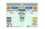 AUFKLEBER TRUCK AEROMAX Tamiya 9495289