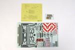 Sticker+Masking Seal 58414 Tamiya 9495556