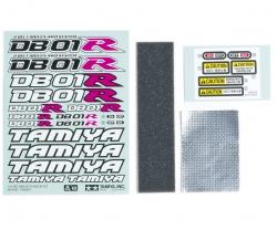 Sticker-Beutel 84100 DB-01 R Tamiya 9498047 309498047