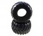 Reifen (L+R) für 47201 Tamiya 9804176