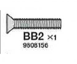 Senkkopf-Schraube 3x16mm Tamiya 9808156