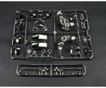 N/W-Teile Lichteinsätze MB Actros 56335 Tamiya 9115363 319115363